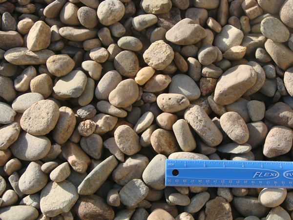 Rocks Sold By The Scoop Are 5 Cu Yd Rox 1200 Lbs